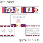 Patriotic Plurals ((plus FREEBIE))