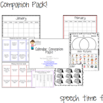 Calendar Companion Pack! ((AND GIVEAWAY!!))