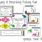 Classifying & Describing Fishing Fun!