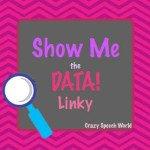 Show Me The Data! Linky Fun!
