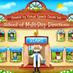 School of Multi-Step Directions! ((APP REVIEW))