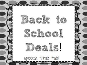 Back to School Deals Like WOAH!