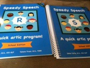 Speedy Speech! A Quick Artic Program ((product review))