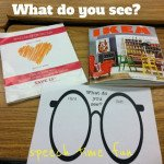What Do You See? Magazine Find (FREEBIE!)