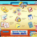 Speech Therapy Tool Kit! (app review & product giveaway!!)