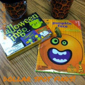 Halloween Dollar Spot Fun Finds!