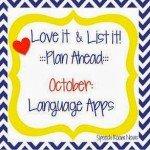 My Favorite Language Apps! (Love It & List It Linky)