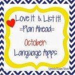 My Favorite Language Apps! (Love It & List It Linky)
