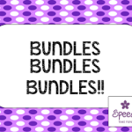 BUNDLES BUNDLES BUNDLES…Say What?!