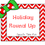 Holiday Round Up! (freebies, products, books, and more!)