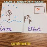 Cause & Effect DIY Idea!!