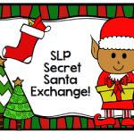 SLP Secret Santa Exchange!