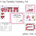 Valentine's Day Expanding Vocabulary Fun (EET Companion)!