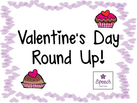 Valentine's Day Round Up!!!