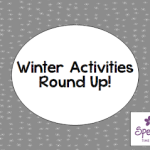 Winter Activities Round Up!!! (freebies, activities, books, apps, and more!)