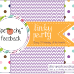 """S…Peachy"" Feedback Linky Party"