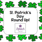 St. Patrick's Day Round Up! (activities, freebies, and more!)