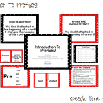 Introduction to Prefixes!