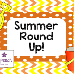 Summer Round Up! (activities, freebies, ideas, and more!)