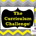 The Curriculum Challenge!