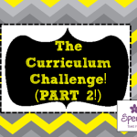 The Curriculum Challenge (PART 2!!)  — freebie plus a giveaway!!