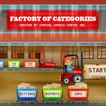 Factory of Categories (app review! & info on their giveaway!)
