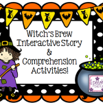 Witch's Brew: Interactive Story & Comprehension Activities!