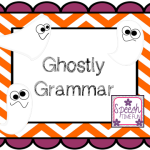 Ghostly Grammar! (FREEBIE!!)