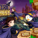 Verb Quest (app review & giveaway!)