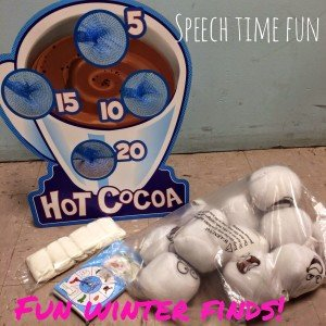 Winter Fun Finds! (where I found them & how I plan to use them!)