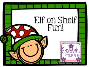 Elf on a Shelf Fun!