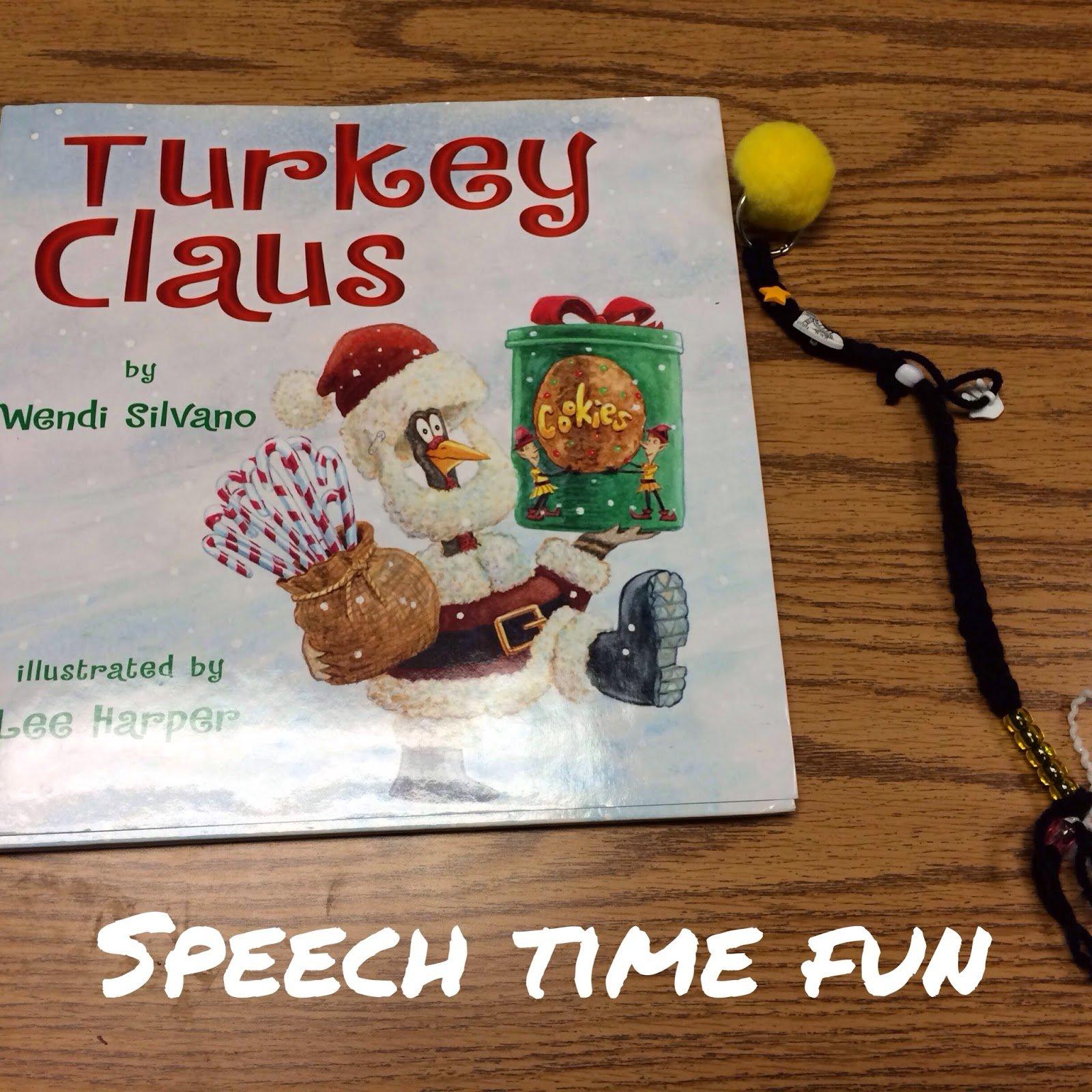 Turkey Claus Fun!
