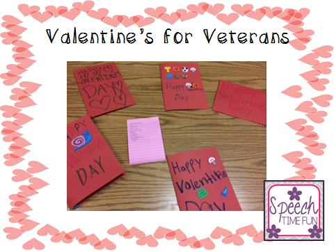 Valentine's for Veterans!