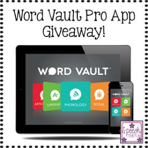 Word Vault Pro App Update Info & Giveaway!