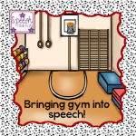 Bringing gym into speech!