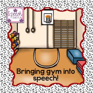 Bringing gym into speech!