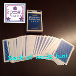 Deck of Cards DIY Fun!