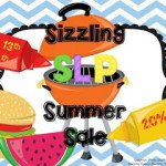 Sizzlin' Summer SLP Sale!