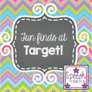 Fun Finds at TARGET!