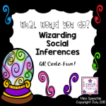 What Would You Do? Wizarding Social Inferences QR Code Fun!