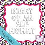 Diary of an SLP Mommy: Being Amazed!