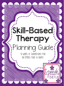 Skill-Based Therapy Reference Guide!! (FREEBIE!)