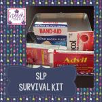 SLP Survival Kit (a DIY idea!)