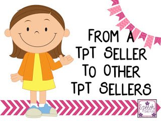 I'm sharing some of my top advice, from one TpT seller to other TpT sellers. I've found success over the last few years, and I want others to find the same! Click through to read all of my tips and to read my answers to some questions I'm frequently asked.