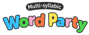 Home Speech Home created and released an app called Multi-Syllabic Word Party. This review post goes into detail about the different aspects of the app and what you can expect with it, as well as my personal opinions about it!