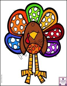 Get into the Thanksgiving spirit with the help of this Dress the Turkey File Folder Activities resource! Your students will totally enjoy dressing the turkey, and a variety of speech and language skills are addressed with the help of the activities included! Click through to learn more!