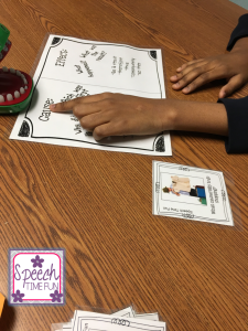As with any concept, there are multiple ways to teach cause/effect. Click through to read this brief blog post that explains a new cause/effect strategy that I recently started using with students in my speech therapy sessions! It's fun, simple, and effective!