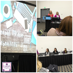 Speech Time Fun was fortunate enough to attend ASHA 2015 in Denver, so this blog post shares a thorough recap of everything I learned and experienced during this awesome conference! Click through to read more about my love and memories from this trip!