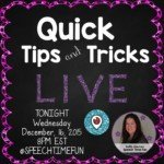 Last Minute Holiday Ideas – From My Quick Tips and Tricks Periscope