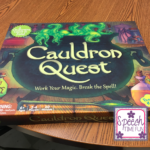 Cauldron Quest Board Game (Product Review)